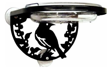 Droll Yankees SIL-W Window-Mount Silhouette Feeder (Goods Outdoor Décor Bird Feeders & Baths) photo