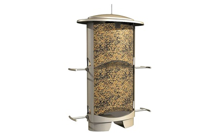 Classic Brands CLASSIC11 Squirrel-Proof X-1 Seed Feeder (Goods For The Home Patio & Garden Bird Feeders & Food) photo