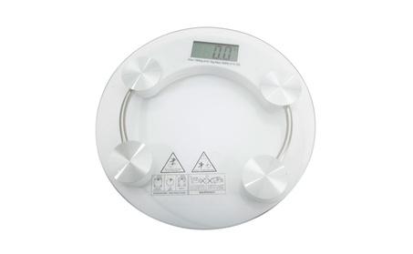 High Strength Toughened Glass 4-Digits LCD Display Weighting Scale fbca0100-2f9b-4cd6-b3d3-f26dcd0e6db1