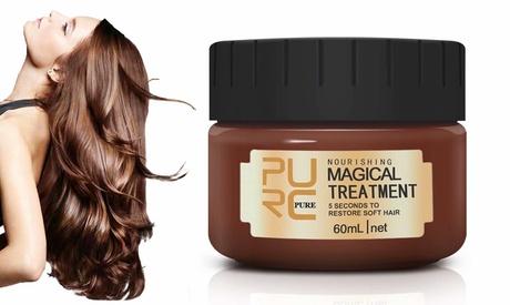 PURC Hair treatment Magical Hair Mask Hair Tonic Keratin Hair & Scalp Treatment