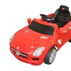 Costway Red Mercedes benz Sls R/C MP3 Kids Ride On Car Electric toy