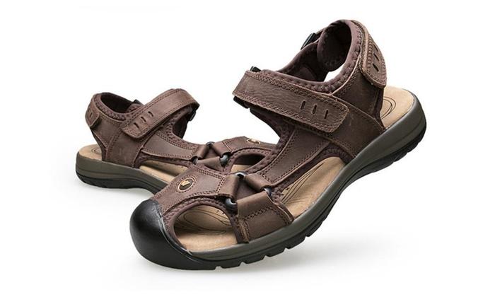 Mens Velcro Sport Sandals