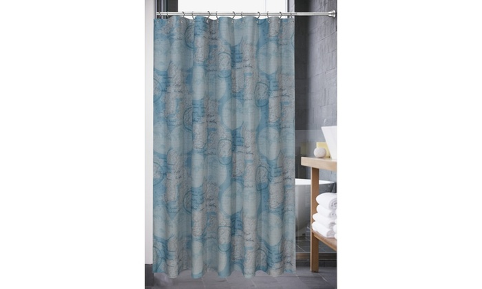Up To 37 Off On Atlas Shower Curtain 12 Sho