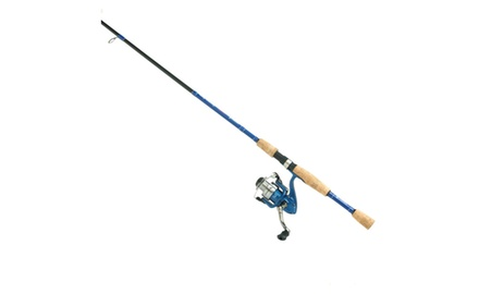 Ardent Denny Brauer Signature Series Spinning Rod and Reel Combo DB2066M2A