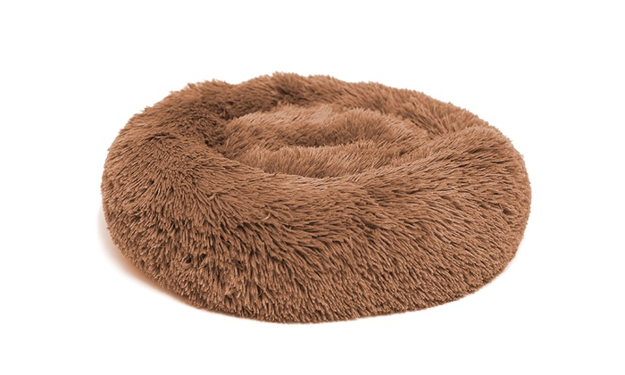 Outstanding Up To 74 Off On Dog Bed Cat Pet Nest Bed Warm Groupon Squirreltailoven Fun Painted Chair Ideas Images Squirreltailovenorg