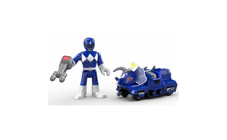 Fisher-Price Imaginext Power Rangers Battle Armor Blue Ranger 69e514de-990d-48a1-b574-ab2db7efed7c
