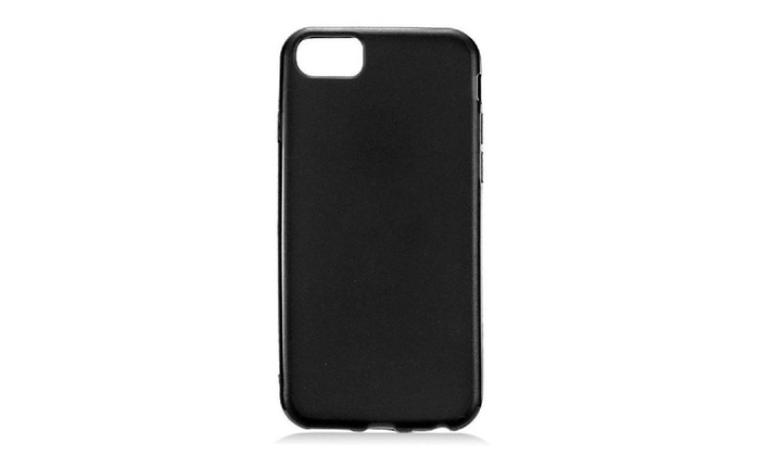 black gel iphone 7 case