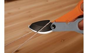 Fiskars Florist Bypass Pruner Scissors (2-Pack)