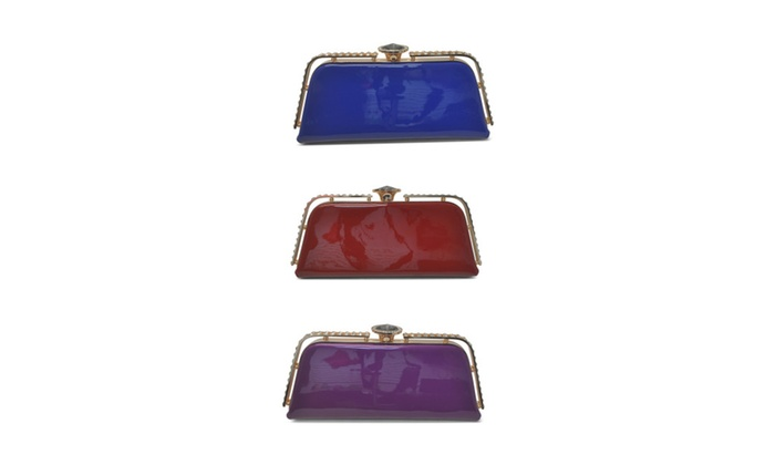 SORRENTINO Sori Collection No. 067 Gem Party Clutch