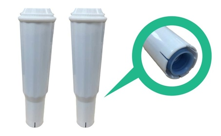 2 Jura Clearyl White Water Filters Fit Coffee Machines Z5 Z6 E8 E9 J5 56f96b4f-c68c-4563-a156-5a87f2d3623c