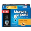 Maxwell House Master Blend Light Coffee, 12 k-cups 3.7 oz. (6 pack)