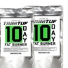 2 packs Trimtuf.weight loss detox,cleanse and Fat Burner Tea