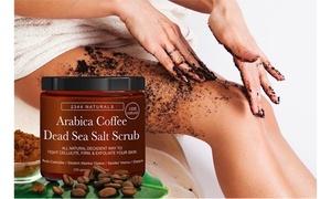 Anti-Cellulite Arabica Coffee & Dead Sea Salt Scrub