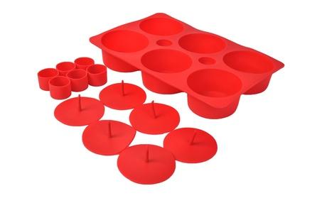6 Silicone Muffin Cupcake Mold (2 pk) a5882e78-6d2d-4030-94bd-1adf09645507