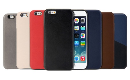 GMYLE Case Cover Genuine Aniline Leather for iPhone 6 (4.7 inch) 182eb37d-ba53-485f-9952-bd4b69e060fe