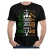 Men's UFC Mystic Mac Conor Mcgregor the Pride of Ireland T-shirt