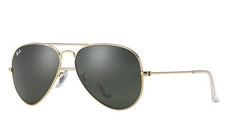 Rayban Aviator Unisex Sunglasses