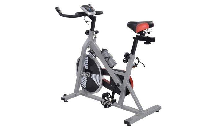 Fitness Exercise Stationary Cycling Bike