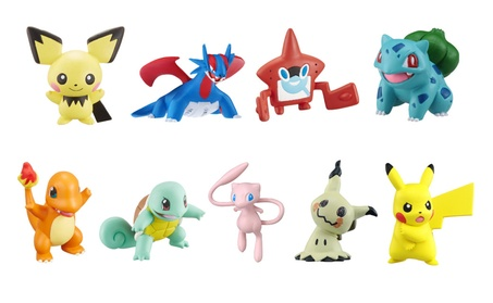 Takaratomy Pokemon EMC Action Figures - 9 Characters Available 1cc546d5-a3dd-46af-8708-1bb3e35b4aec