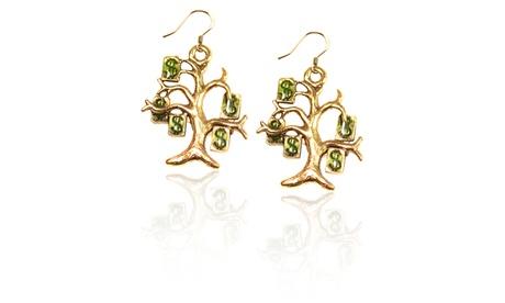 Money Tree Charm Earrings 83a21bbc-3694-4045-ac6c-a269bdf1cbd1