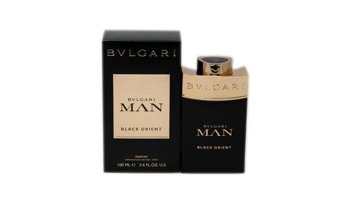 Up To 16 Off On Bvlgari Man Black Orient By B Groupon Goods