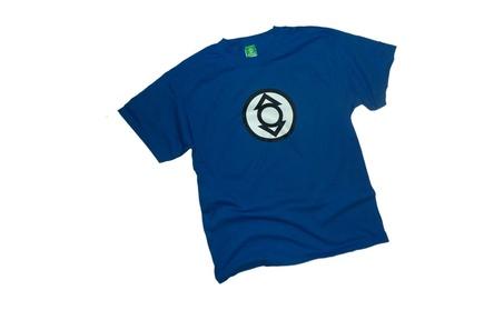 T-Shirt Indigo Lantern Logo - Green Lantern a8706990-e402-4c76-b9f0-845d454e944a