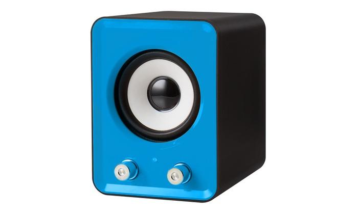 Frisby FS-2700 USB Powered 2.1 PC Computer Desktop Laptop Woofer Speaker System