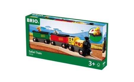Brio Railway - Trains - Safari Train 33722 d711d263-05d7-4ebb-a3c5-8bbb37ce81ae