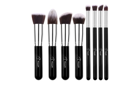 8 Pieces Makeup Brush Set For Powder and Liquid Cream 4f02154c-bd36-4dd4-b7b7-b842934dc364