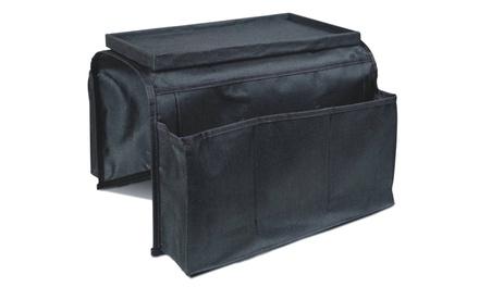 6-pocket Armrest Organizer, Armchair Caddy, Remote Control Holder