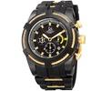 Joshua & Sons Men's Multifunction Silicone Strap Watch JXGP125