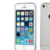 Insten Rubber Case For Apple iPhone 5 5S Clear