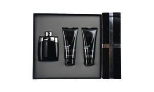 Mont Blanc Legend Fragrance Gift Set for Men