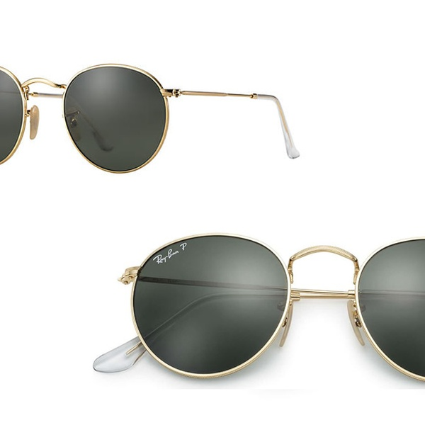 bbc786dd31 Up To 50% Off on Ray-Ban Round Metal Sunglasse...