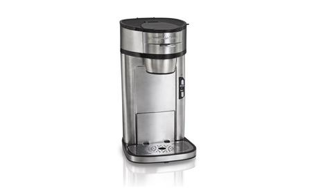 Hamilton Beach 49981A Single Serve Scoop Coffee Maker 8780645c-c2b3-4504-894c-b7591bac61db