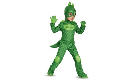 PJ Masks Gekko Deluxe Toddler Costume df1b201b-41ed-4589-b9d6-0febd1b3476f