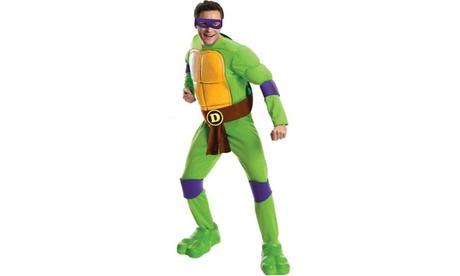 Teenage Mutant Ninja Turtles Deluxe Donatello Adult Costume 1fa78748-00b9-48c7-ae6f-e0dc2f849362