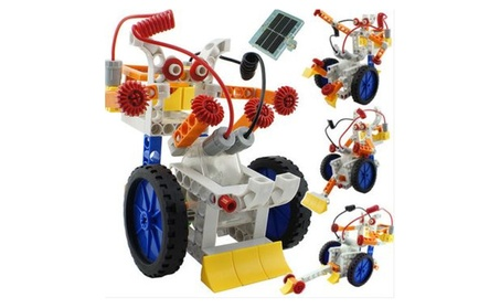 4 In 1 Solar Power Building Blocks Robot Kids Educational Toy 8d3490d6-869b-471b-85c3-8b8464b3928e