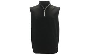 Arnold Palmer Golf Men's Augusta 1/4-Zip Vest