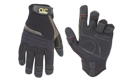 Impacto Protective Products AV40620 Anti Vibration Half Finger Glove 994606bb-8006-4538-ba3c-e04303399868