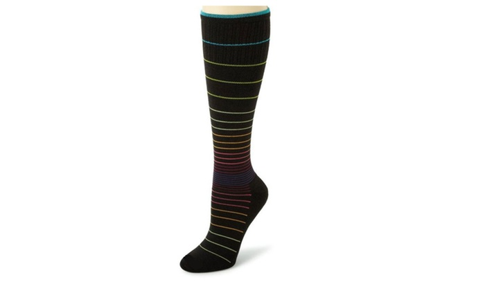 Circulator Moderate Graduated Woman`s Compression Socks