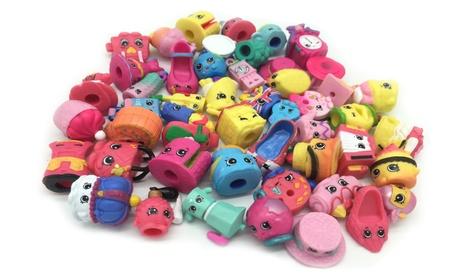 Shopkins Season 8 All Different Loose Action Figure Doll (50pcs) 2c54f1ab-2a1a-41da-87d7-942eab4ae018