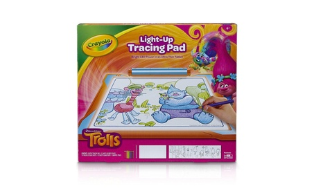 Light up Tracing Pad Kids Art Tools Drawing Board sketch Bright LEDs 895967cd-9637-41ff-9ab4-55ebedeb94c9