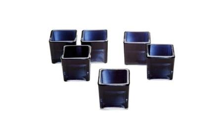 Black Glass Square Votive Holders Set of 12 f9faa58c-cc44-47d1-bd20-3b6a6cc6ac58
