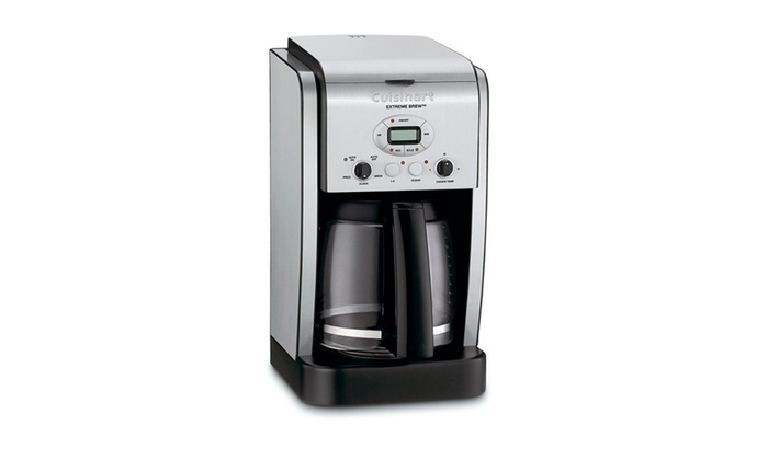 Cuisinart 12 Cup Brew Central Programmable Coffeemaker Refurbished