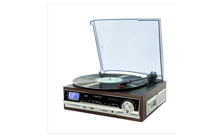 TechPlay ODC17 WD, 3-Speed Turntable & Cassett player W/SD USB, cadc9d57-315a-4382-a357-0bd55f3f8f27