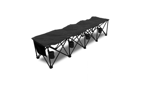 GoTEAM! Portable Folding Team Bench Seat 9a0018dc-43d2-41d0-97bb-a4499452d5ea