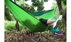 Outdoor 2 Person Camping Hiking Hammock