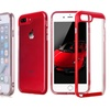 Protective Slim Clear Case for iPhone 7/7 Plus, 6/6s, 6 Plus/6s Plus