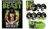 Body Beast Complete Workout Program Deluxe Fitness Kit 8 Dvd's